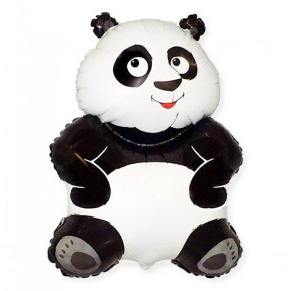 """Большая фольгированная фигура """"Панда"""""""