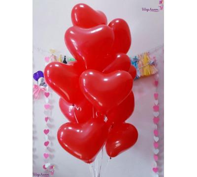"Фонтан ""Красное сердце"""