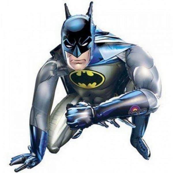 Ходячий шар Бетмен
