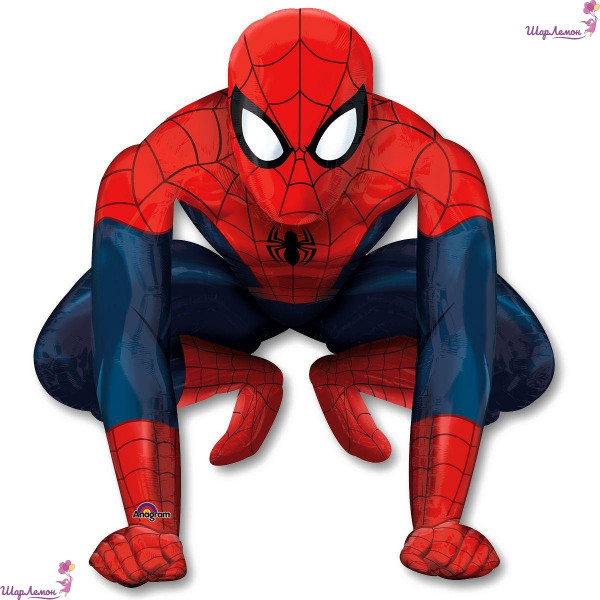 Ходячий шар Человек Паук (Спайдермен)