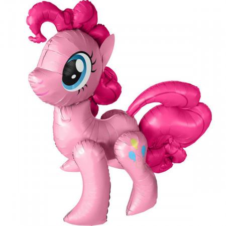 Ходячий шар пони Пинки Пай