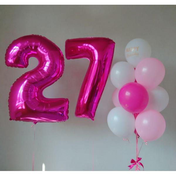 Композиция для девушки на 27 лет