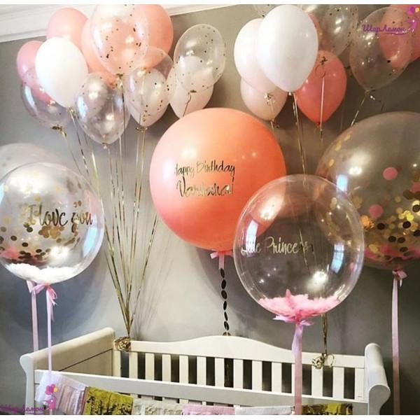 Композиция в честь рождения маленькой принцессы