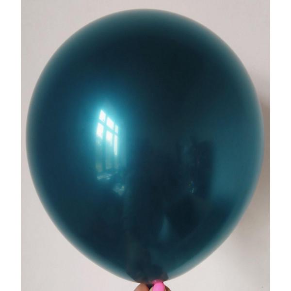 """Латексный шар """"Дабл Стафф"""", аквамарин"""