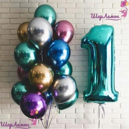 Мой 1-й День рождения