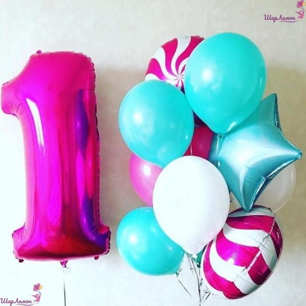 Сладкий 1-й День рождения